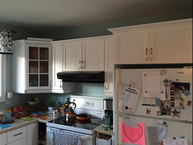 Kitchen Cabinets Painting Guelph On Staining Refinishing Refacing